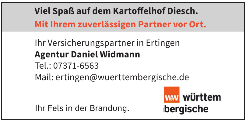 Württembergische - Agentur Daniel Widmann