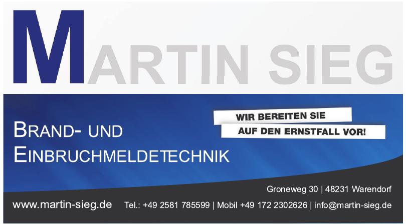 Martin Sieg