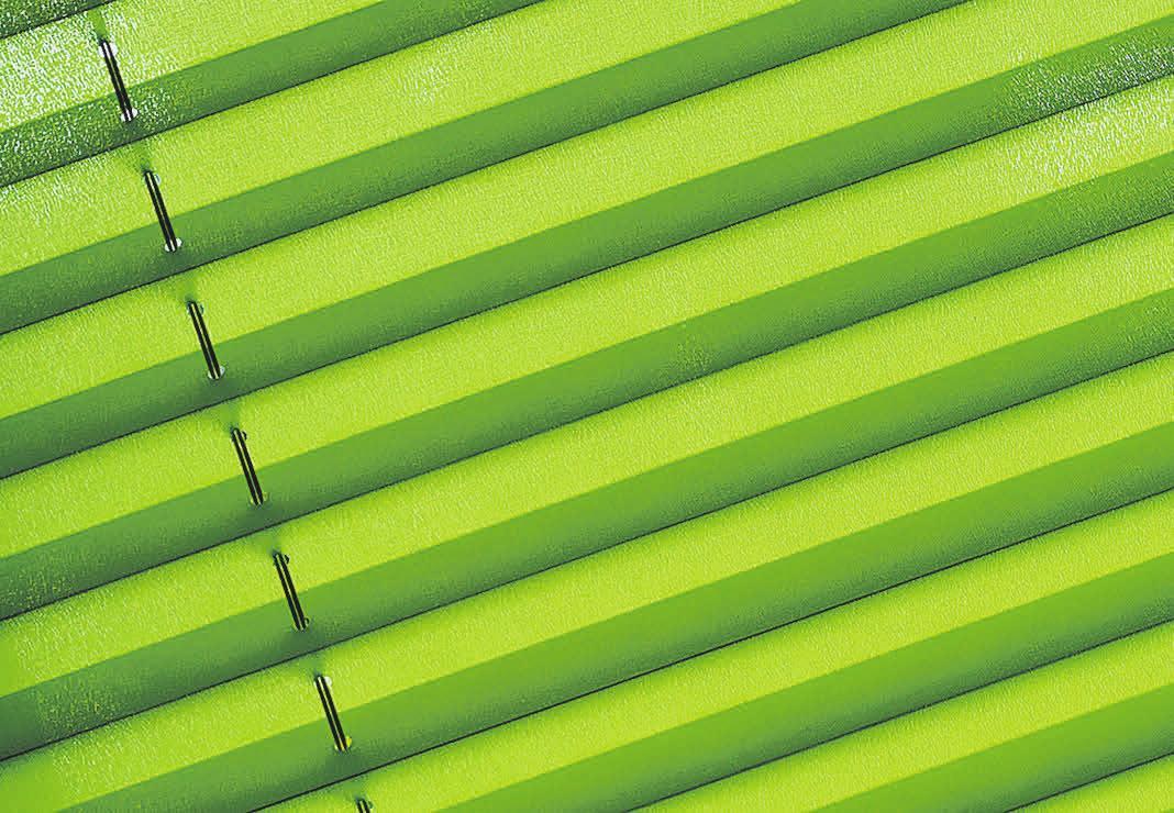 Plissees bieten einen kostengünstigen, idealen Sichtschutz für die Fenster in den eigenen vier Wänden. Foto: Pixabay.com