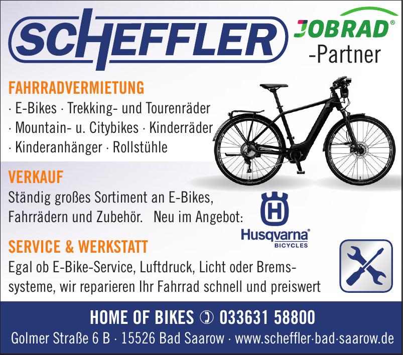 Scheffler Jobrad-Partner