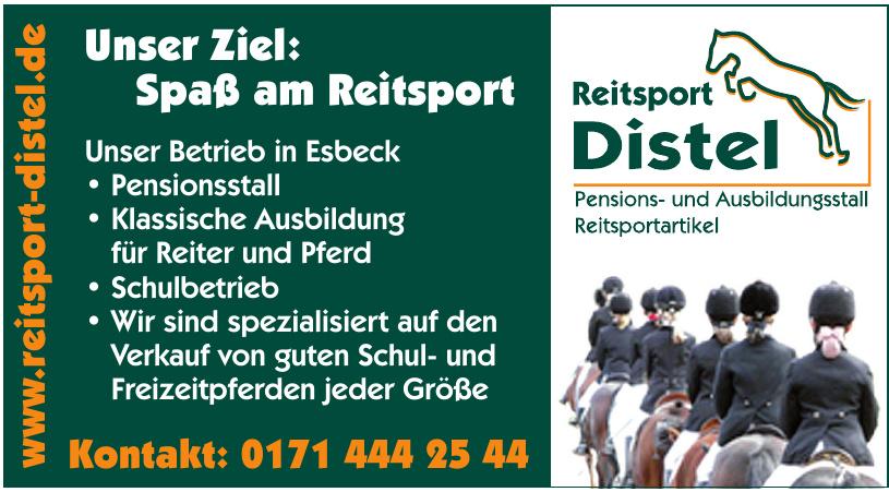 Reitsport Distel