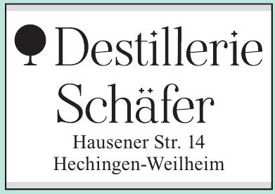 Destillerie Schäfer