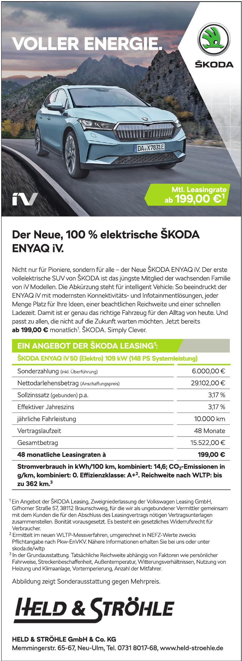 Autohaus Held & Ströhle GmbH & Co. KG
