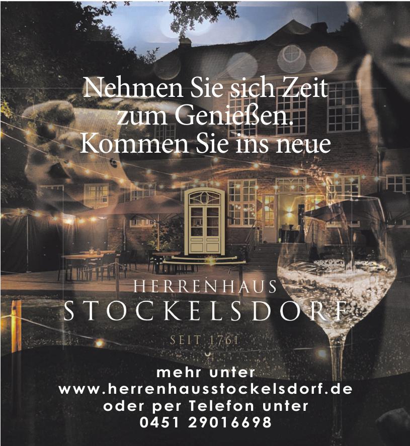 Herrenhaus Stockelsdor