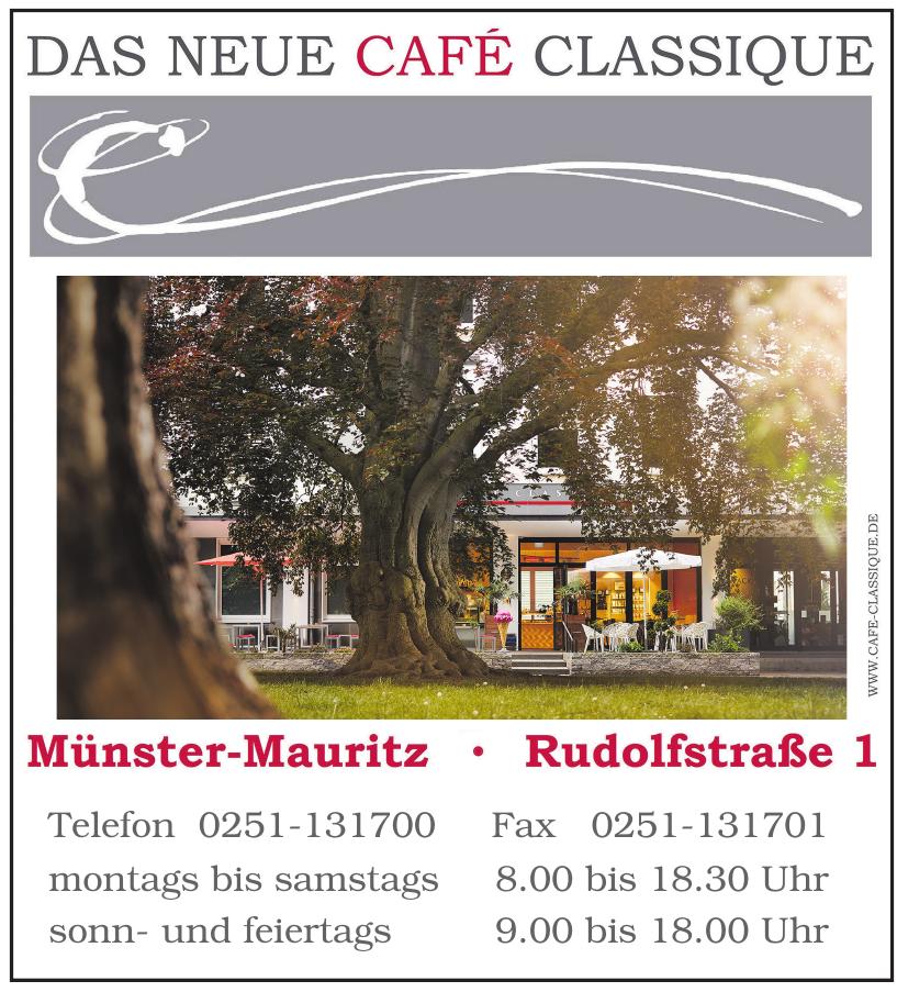 Das Neue Café Classique
