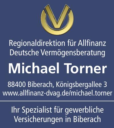 Regionaldirektion für Allfinanz Deutsche Vermögensberatung Michael Torner