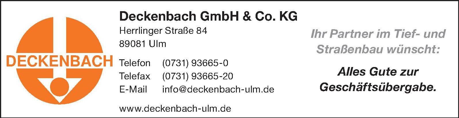 Deckenbach GmbH & Co. KG