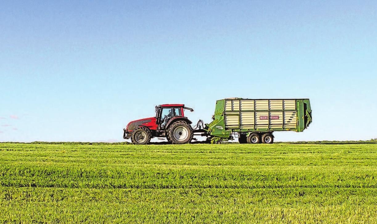 Traktoren sind heutzutage nicht mehr aus einem landwirtschaftlichen Betrieb wegzudenken.