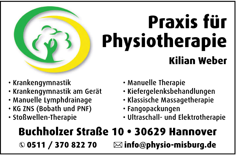 Praxis für PhysiotherapieKilian Weber