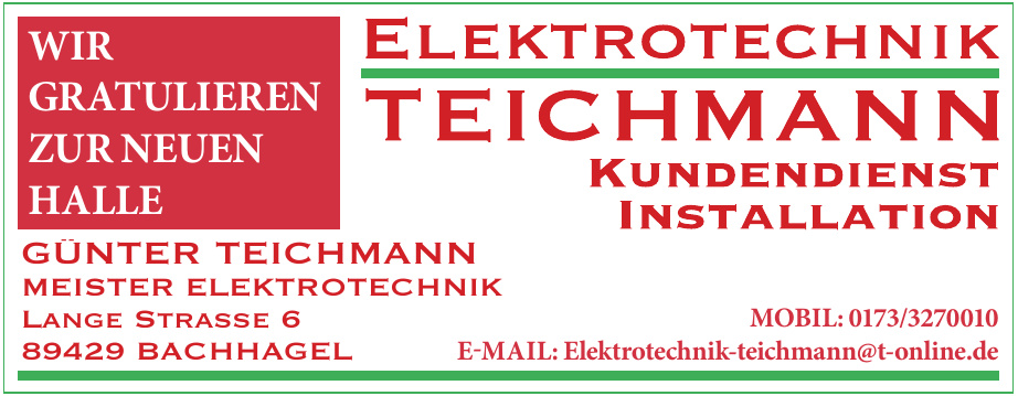 Elektrotechnik Teichmann