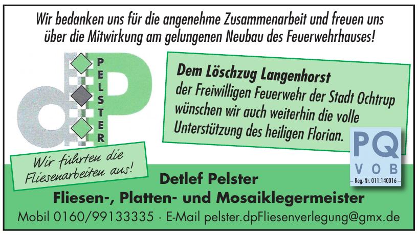 Detlef Pelster