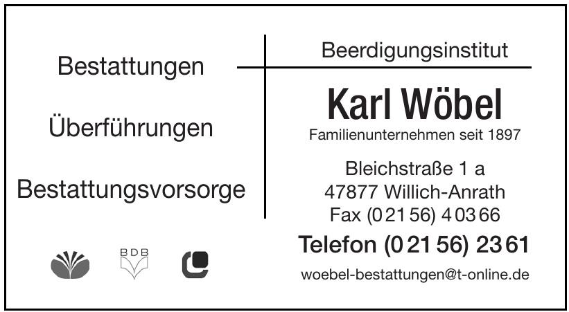 Karl Wöbel Beerdigungsinstitut