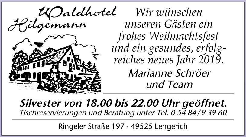 Waldhotel Hilgemann