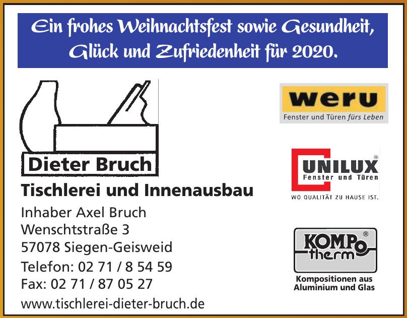 Tischlerei Dieter Bruch