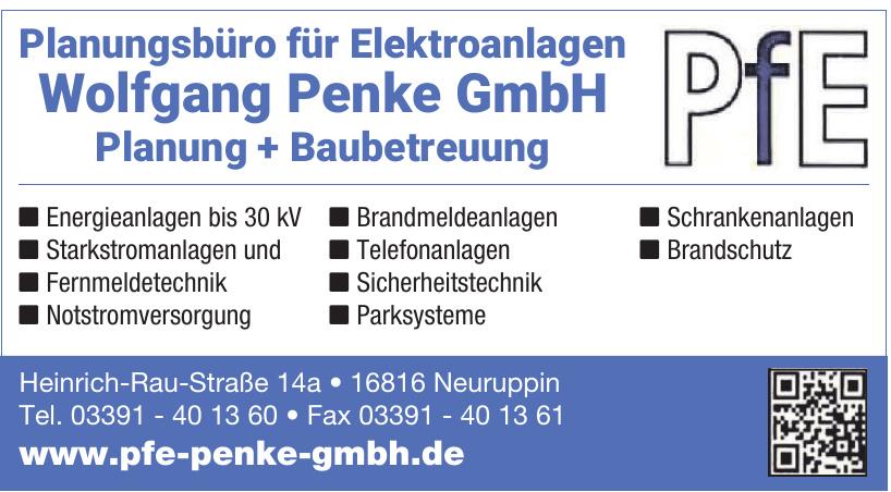 Wolfgang Penke GmbH