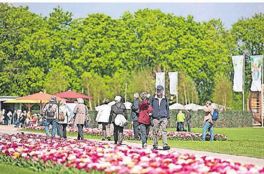Bundesgartenschauen ziehen jährlich Tausende Besucher an. Die Zeit der reinen Blümchenschauen ist aber längst vorbei.