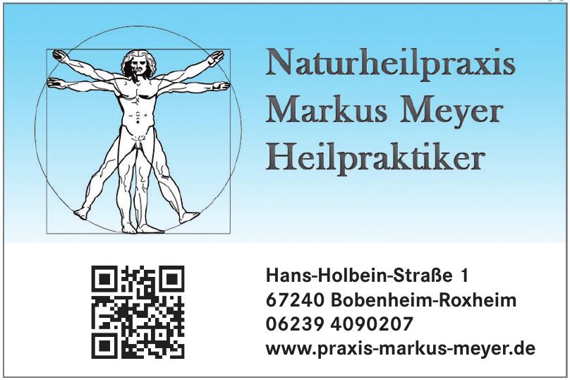 Naturheilpraxis Markus Meyer Heilpraktiker