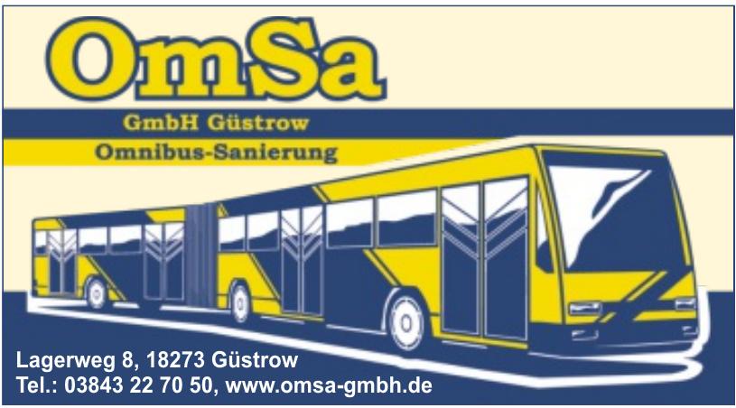 OmSa GmbH Güstrow