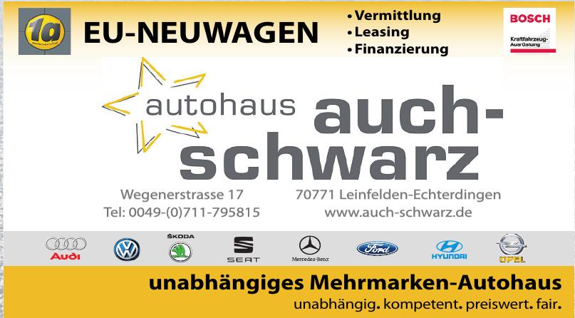 Autohaus  Auch-Schwarz