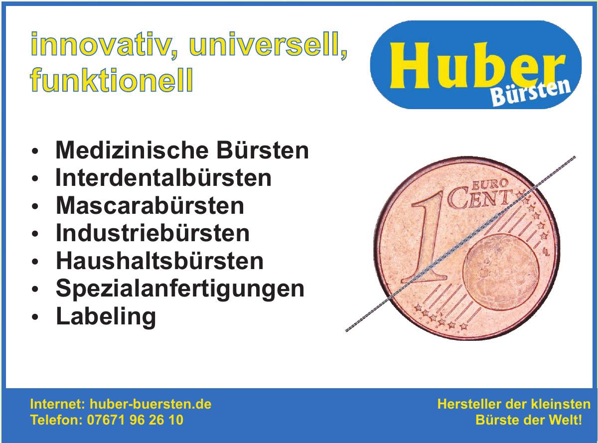 Huber Bürsten