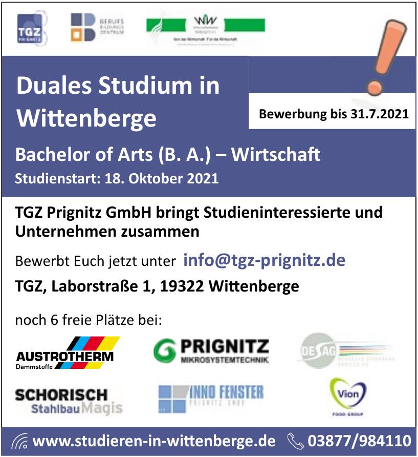 TGZ Prignitz GmbH