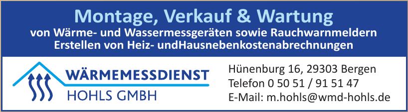 Wärmemessdienst Hohls GmbH