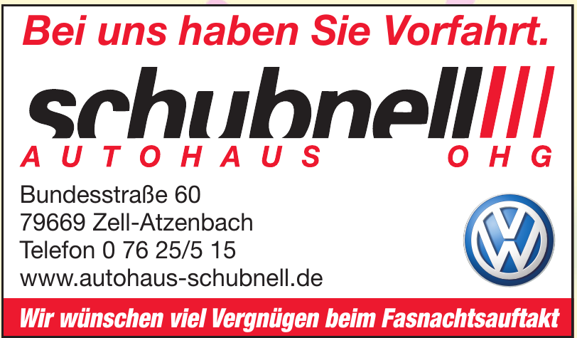 Autohaus Schubnell OHG