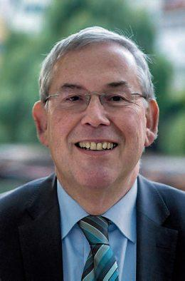 Michael Lucke, Vorsitzender Kreisseniorenrat Tübingen