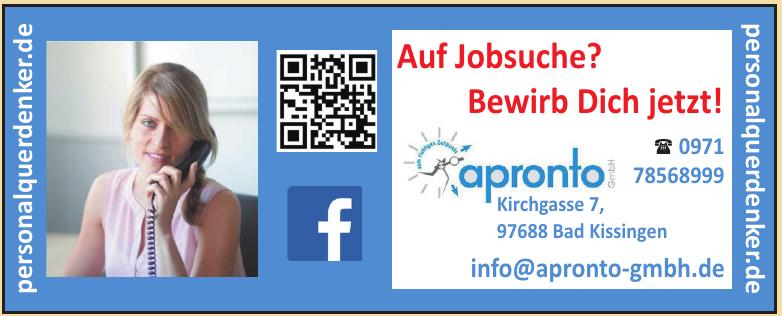 apronto GmbH