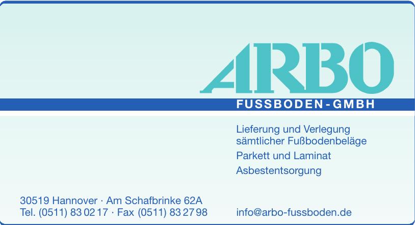 ARBO Fussboden GmbH