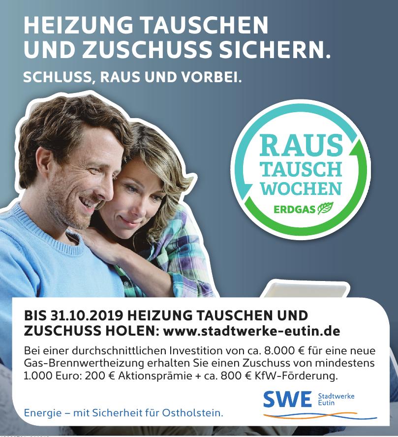 SWE Stadtwerke Eutin