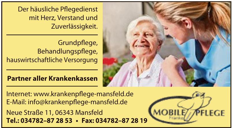 Krankenpflege Mansfeld