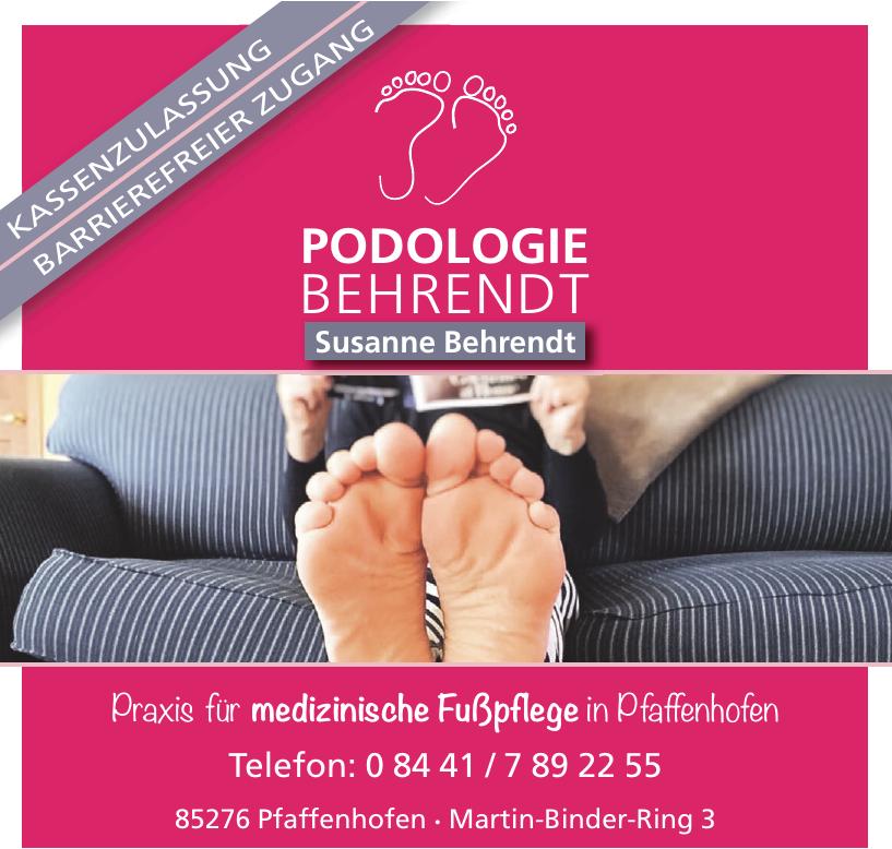 Podologie Behrendt Susanne Behrendt
