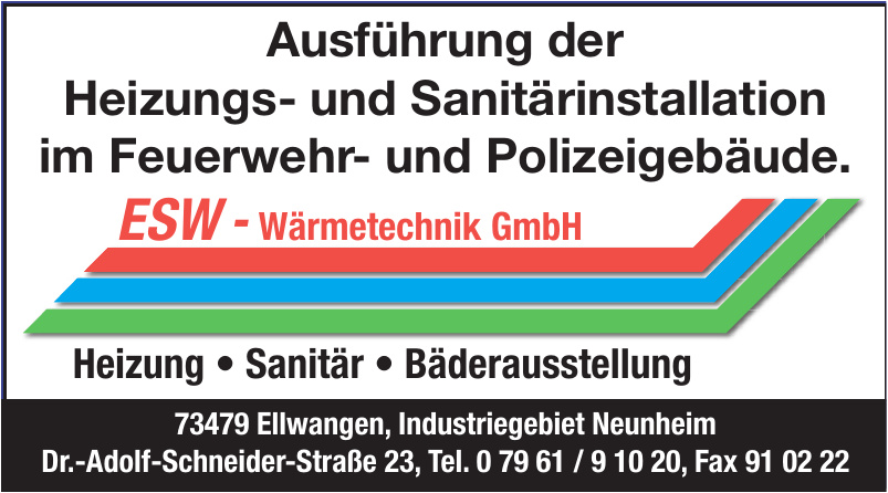 ESW - Wärmetechnik GmbH