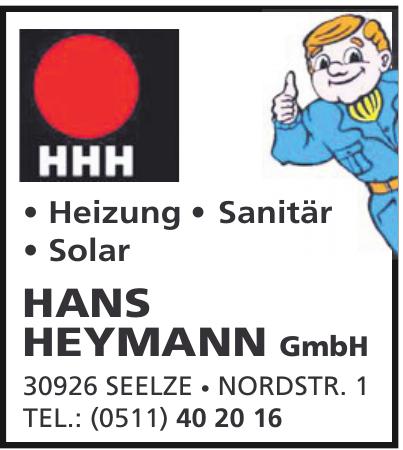 Hans Heymann GmbH