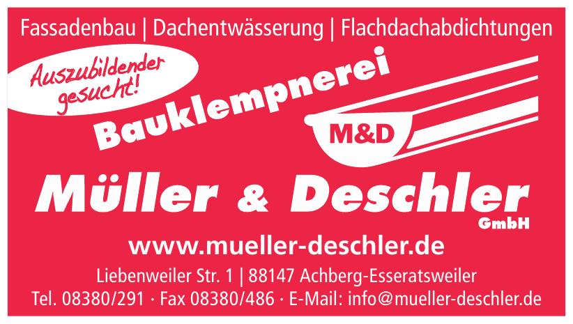Müller & Deschler GmbH
