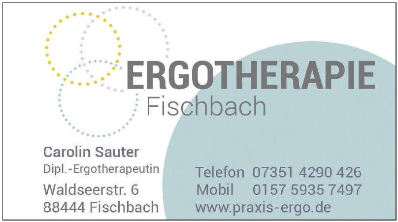Ergotherapie Fischbach