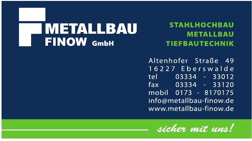 Metallbau Finow GmbH