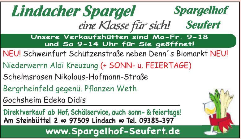 Spargelhof Seufert