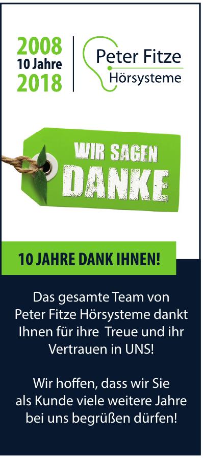Peter Fitze Hörsysteme