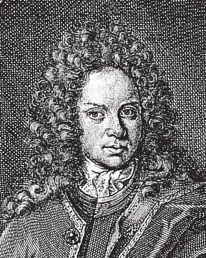 Der Schriftsteller Julius Bernhard von Rohr (1688–1742) betonte die Notwendigkeit einer Dramaturgie beim Feuerwerk. FOTO: BIFAB / PA