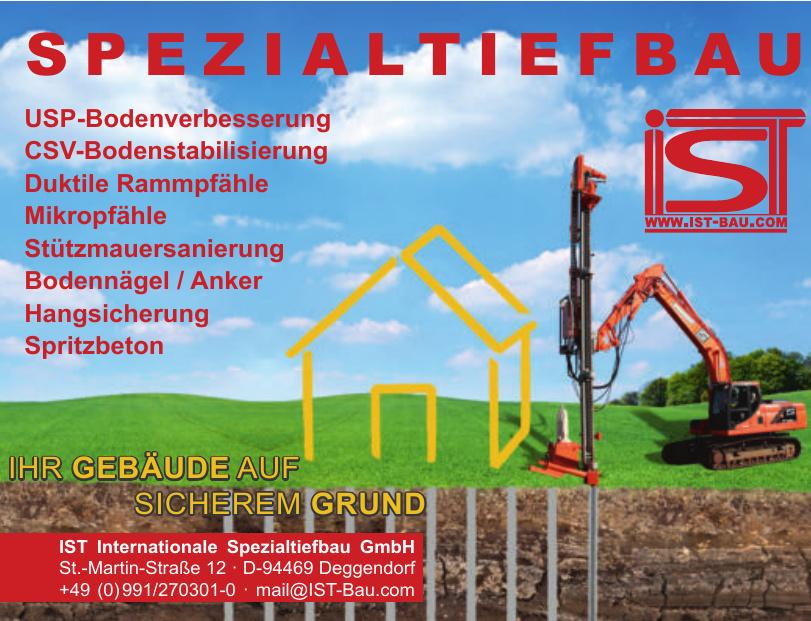 IST Internationale Spezialtiefbau GmbH