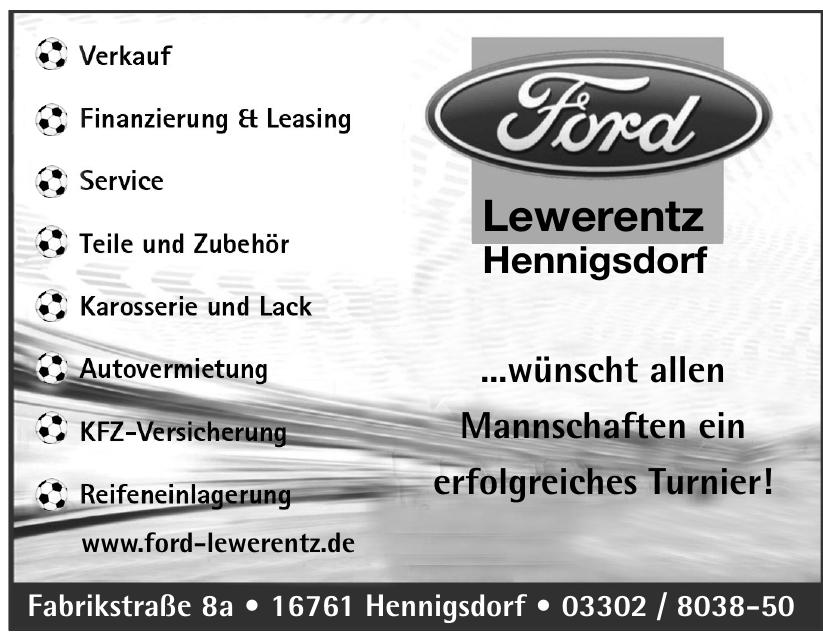Lewerentz Henningsdorf