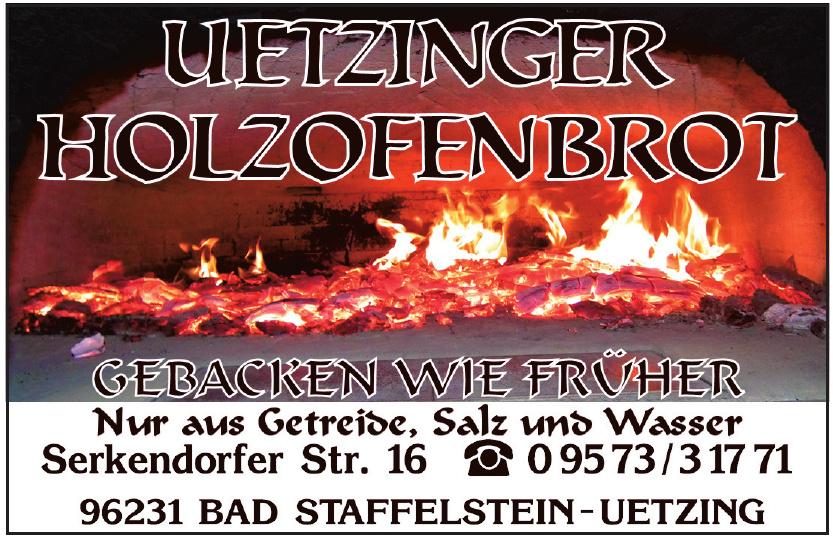 Uetzinger Holzofenbrot
