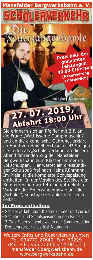 Mansfelder Bergwerksbahn e. V.