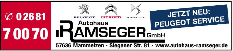 Autohaus Ramseger GmbH