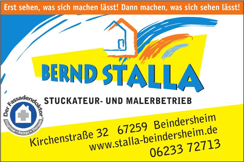 Bernd Stalla