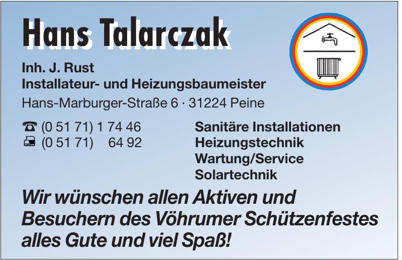 Hanz Talarczak