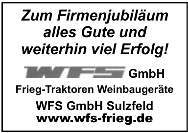 WFS GmbH