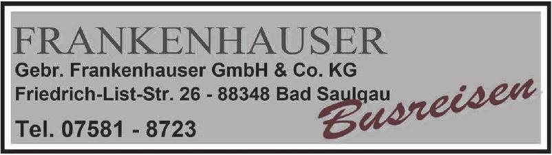 Gebr. Frankenhauser GmbH & Co. KG